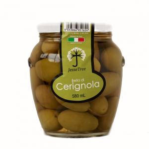 Sweet Green Cerignola Olives